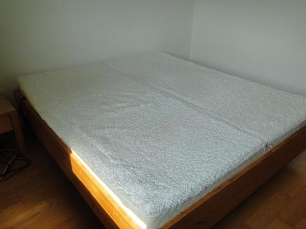 wasserbett in lustenau betten kaufen und verkaufen ber private kleinanzeigen. Black Bedroom Furniture Sets. Home Design Ideas