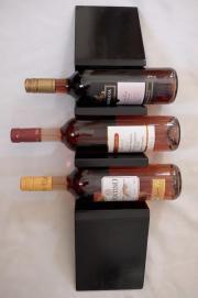 Weinregal Wandregal Flaschenhalter