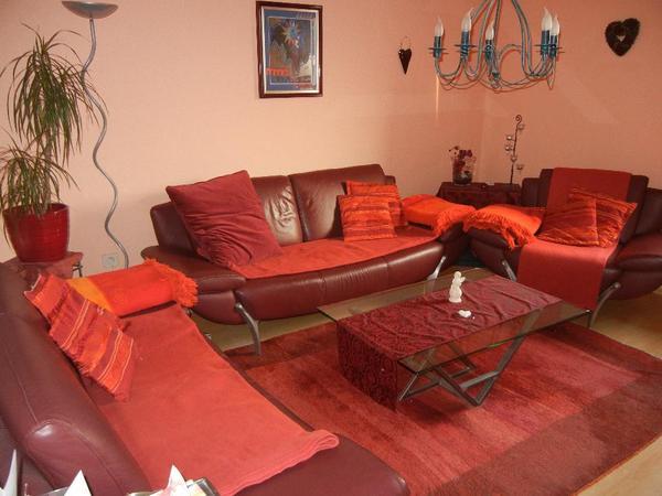 In Mannheim Polster Sessel Couch Wohnzimmer Zu Verschenken