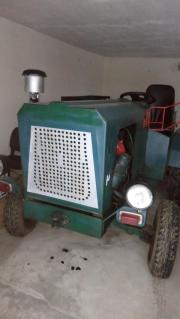 Wendiger Traktor (Eigenbau)