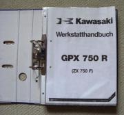 Werkstatthandbuch Kawasaki GPX