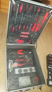 Werkzeugkoffer 186 teilig