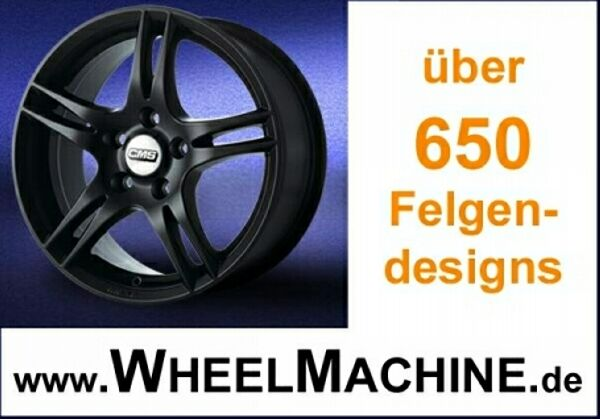 WHEEL MACHINEFelgen, Reifen, &raquo; Sonstige Reifen