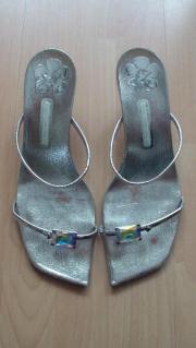Why - Silver - Sandalen -