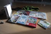 Wii Konsole + 7