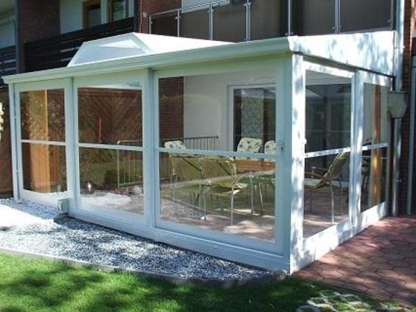Balkonmobel Rattan Ecksofa : Wintergarten, Sommergarten, NEU, Leichtbauweise, Wetterbeständigkeit