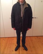 Wintermantel von Hugo