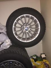 Winterreifen Original BMW