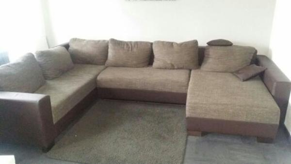 Sofa, Ecksofa, Eckcoutch, Big Sofa,...
