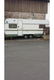 Wohnwagen Taiga 580