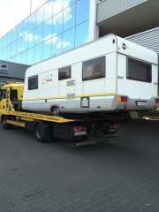 Wohnwagentransporte Camping Überführungen