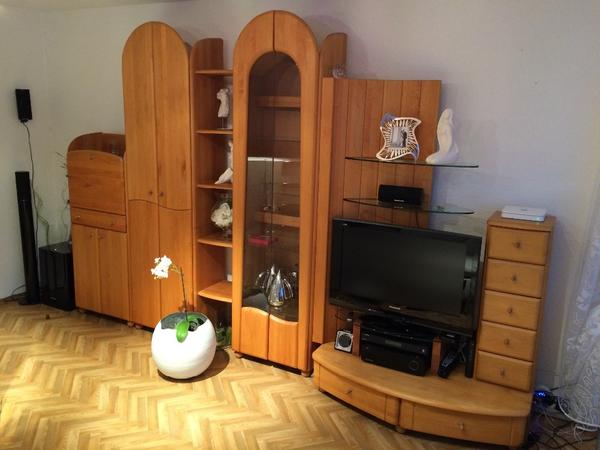 musterring wohnwand erle interessante ideen f r die gestaltung eines raumes in. Black Bedroom Furniture Sets. Home Design Ideas