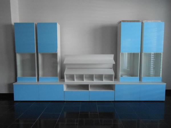 wohnwand italian design in stuttgart wohnzimmerschr nke. Black Bedroom Furniture Sets. Home Design Ideas