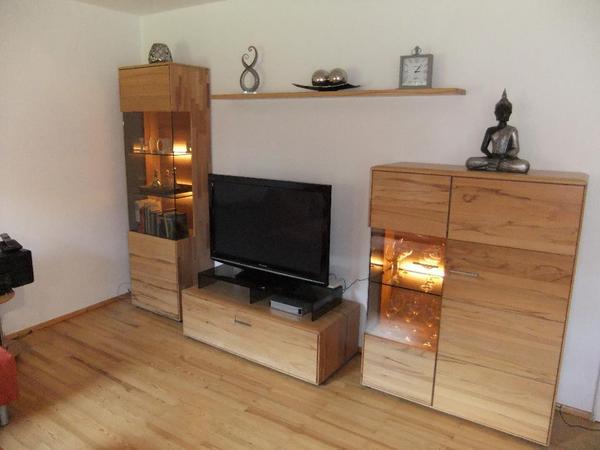 wohnwand mondo natura in erlangen wohnzimmerschr nke. Black Bedroom Furniture Sets. Home Design Ideas