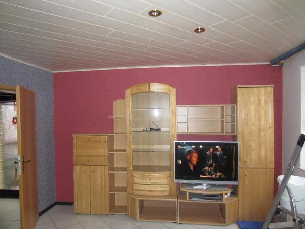 Wohnwand tv neu und gebraucht kaufen bei for Schrankwand ohne tv