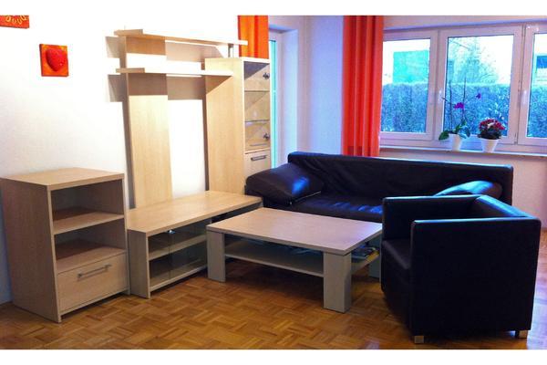 Wohnzimmer Komplett In Deining Wohnzimmerschr U00e4nke Anbauw U00e4nde Set Kaufen