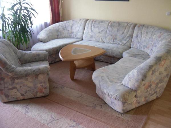 Wohnzimmergarnitur ohne Tisch in Nürnberg   Polster, Sessel, Couch