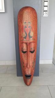 Wunderschöne afrikanische Maske