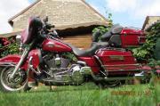 Wunderschöne Harley Davidson,