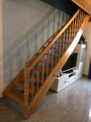Holztreppe günstig kaufen
