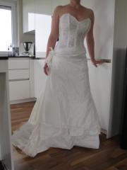 Wunderschönes Brautkleid Cymbeline
