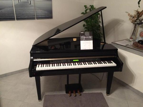 Yamaha clp 295 gp klavier e piano fl gel e fl gel in b hl for Yamaha clp 295