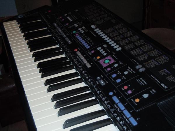 Yamaha keyboard psr 410 in maisach keyboards kaufen und for Yamaha psr 410 keyboard