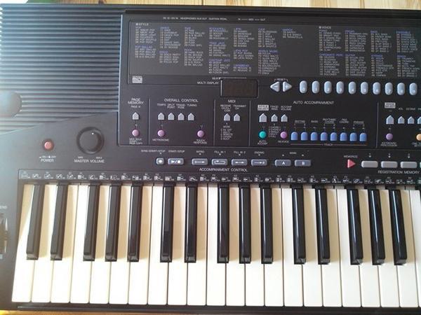 Yamaha psr 410 in ketsch keyboards kaufen und verkaufen for Yamaha psr 410 keyboard