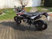 Yamaha WR125X mit