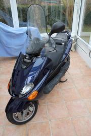 Yamaha YP125 Majesty