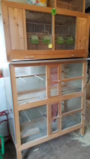 Zuchtboxen für Kleinvögel