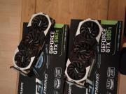 Zwei Geforce GTX