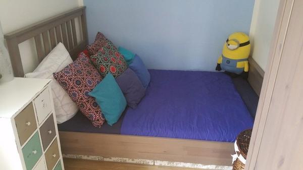 hemnes grau braun gebraucht kaufen nur 4 st bis 75 g nstiger. Black Bedroom Furniture Sets. Home Design Ideas