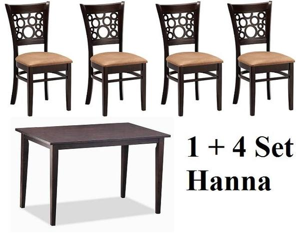 1 4 restaurant set hanna bistro st hle tisch in pforzheim gastronomie ladeneinrichtung kaufen. Black Bedroom Furniture Sets. Home Design Ideas