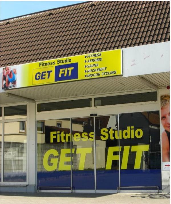1 Probetraining inkl. Getränke im Fitness Studio GET FIT RÜLZHEIM ...