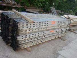 Sonstiges Material für den Hausbau - 158 m² gebrauchtes Gerüst Layher