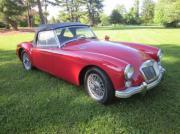1961 MG-A