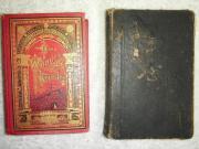 2 Alte Bücher ca 100