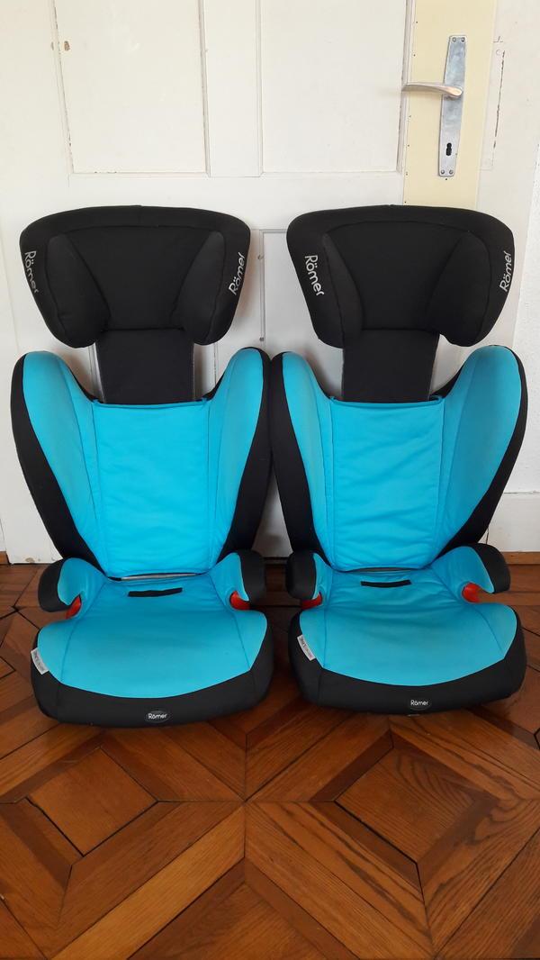 2 autositze r mer kidfix mit isofix in lustenau kaufen. Black Bedroom Furniture Sets. Home Design Ideas