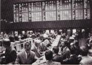2 Postkarten Frankfurter Wertpapierbörse