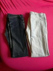 2 verschiedene Hosen
