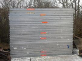 Sonstiges Material für den Hausbau - 263 m² gebrauchtes Gerüst Layher