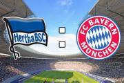 2x Hertha - Bayern