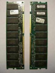 2x HP 128MB RAM Arbeitsspeicher