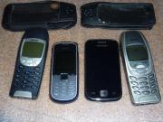 3 Nokia Handy /