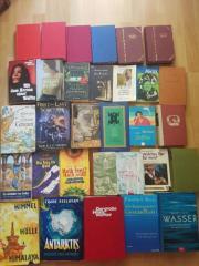 31stück verschiedene Bücher