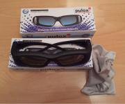 3D Brille 2x