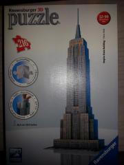 3D Puzzle: Empire