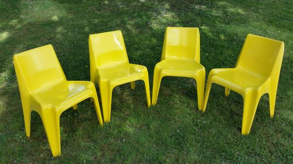 stuhl gelb gebraucht kaufen nur noch 2 st bis 75 g nstiger. Black Bedroom Furniture Sets. Home Design Ideas