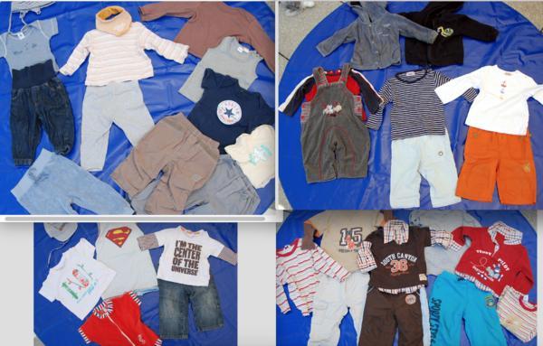 45x Marken XXL » Babykleidung/ -schuhe